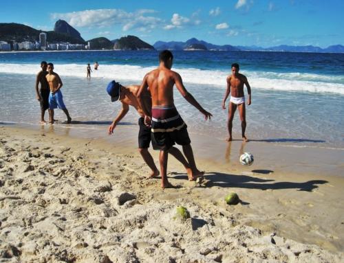 La spiaggia: una palestra creata dalla natura