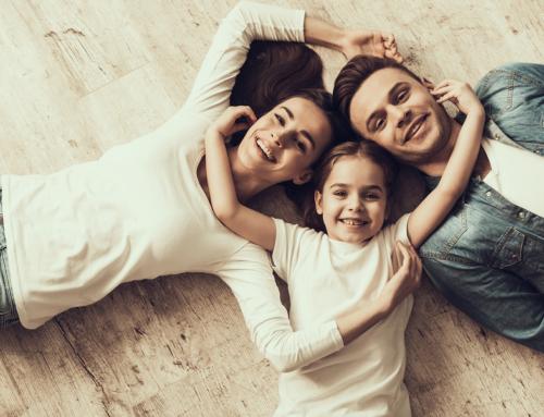Un gioco di incastri: come diventare genitori