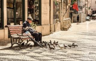 Isolamento sociale degli anziani